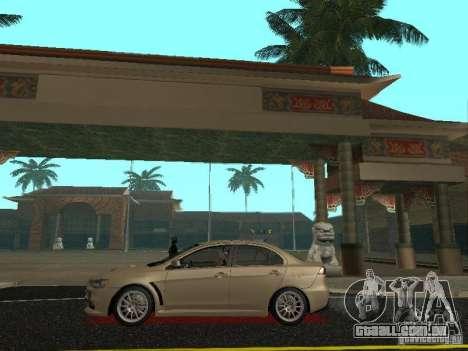 New Chinatown para GTA San Andreas sexta tela