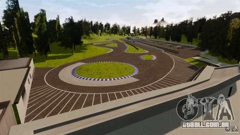 Meihan Circuit para GTA 4 oitavo tela