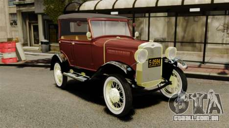 Ford Model T 1926 para GTA 4