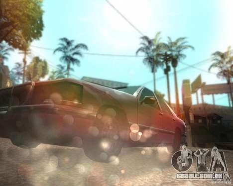 ENBSeries para médio- e de alta potência PC para GTA San Andreas