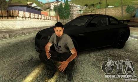 Jack Rourke para GTA San Andreas segunda tela