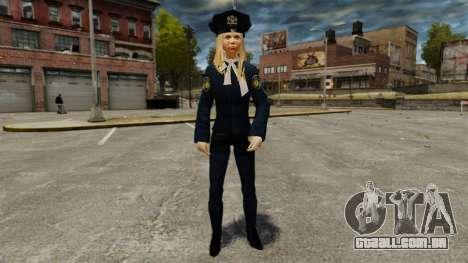 Nova garotas-v 4.0 para GTA 4 segundo screenshot