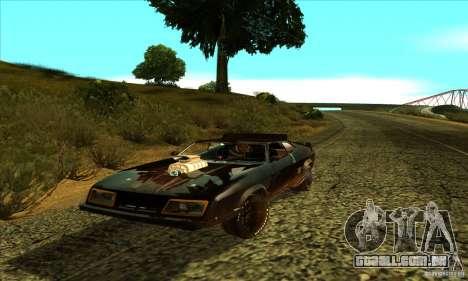 Ford Falcon 351 GT (XB) para GTA San Andreas esquerda vista
