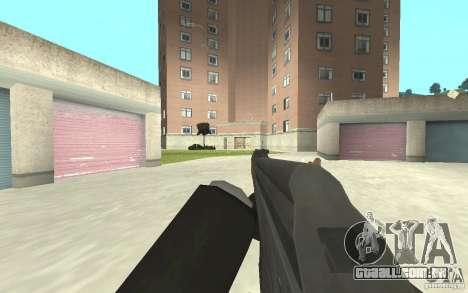 Nova animação de GTA IV para GTA San Andreas por diante tela