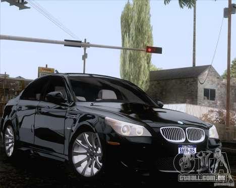 Playable ENB Series v1.2 para GTA San Andreas terceira tela