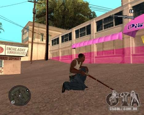 Mosquete para GTA San Andreas