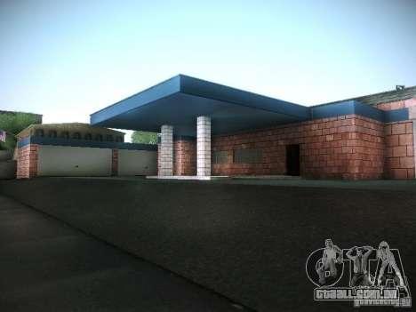 Nova garagem em San Fierro para GTA San Andreas nono tela