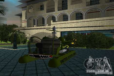New Mansion para GTA Vice City sexta tela