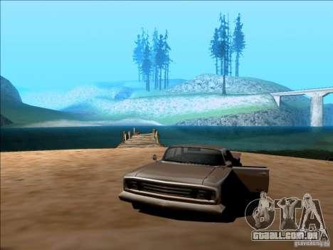 ENBSeries v1.1 para GTA San Andreas terceira tela