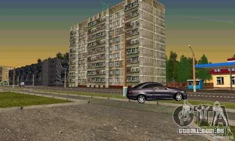 Arzamas v 0.1 para GTA San Andreas segunda tela