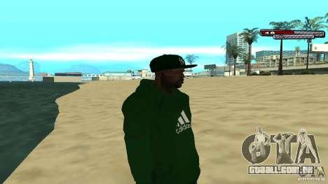 Sweet para GTA San Andreas terceira tela