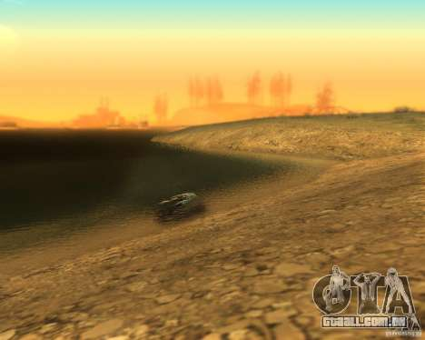 ENBSeries for medium PC para GTA San Andreas terceira tela