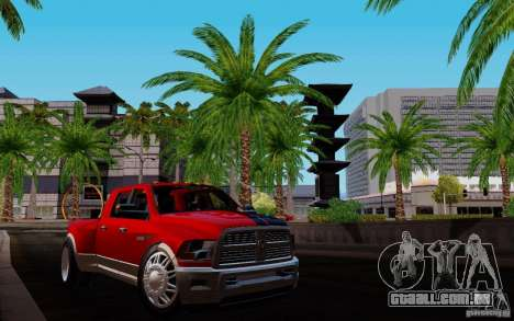 Dodge Ram 3500 Tuning para GTA San Andreas