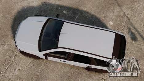 Fiat Palio Adventure Locker Evolution para GTA 4 vista direita