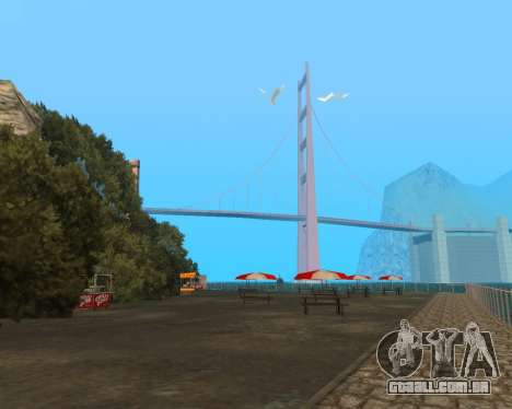 Real New San Francisco v1 para GTA San Andreas
