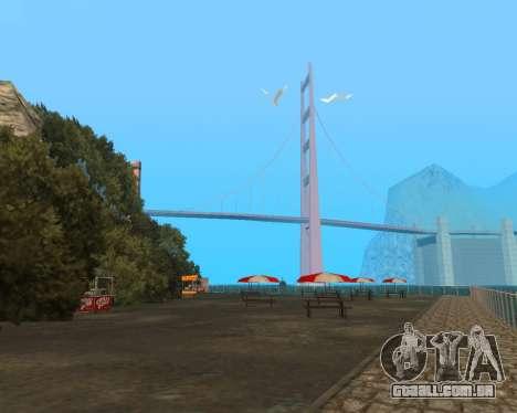 Real New San Francisco v1 para GTA San Andreas