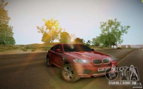 BMW X6 v1.1 para GTA San Andreas