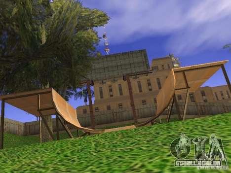 New Los Santos para GTA San Andreas oitavo tela