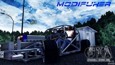 Mazda MX-5 Tube Frame para GTA San Andreas