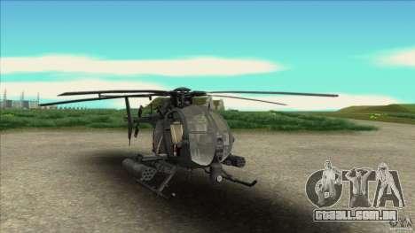 O helicóptero de resident evil para GTA San Andreas