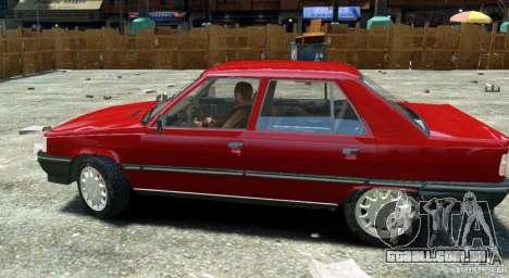 Renault 9 Broadway para GTA 4 vista direita
