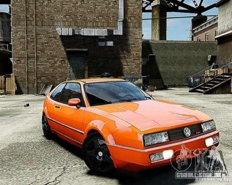Volkswagen Corrado VR6 para GTA 4 traseira esquerda vista