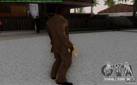 Raul Menendez 2025 para GTA San Andreas terceira tela