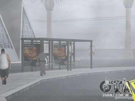 4-th ônibus v 1.0 para GTA San Andreas oitavo tela