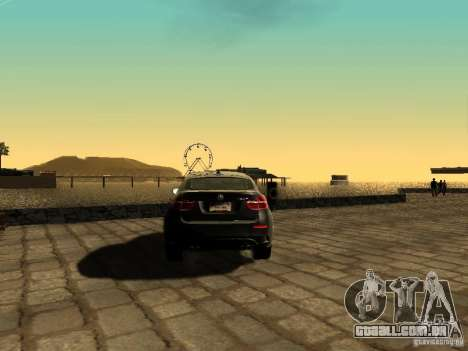 ENBSeries v1.2 para GTA San Andreas quinto tela