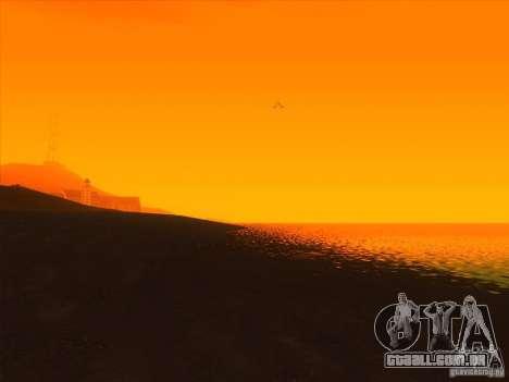 ENBSeries v1.0 para GTA San Andreas sétima tela