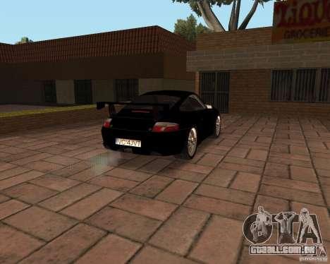 Porsche 911 GT3 RS para o motor de GTA San Andreas