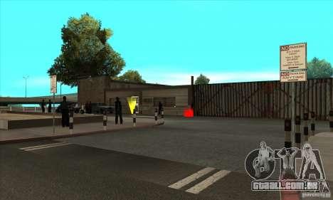 Renovação de escolas em San Fierro V 2.0 Final d para GTA San Andreas por diante tela