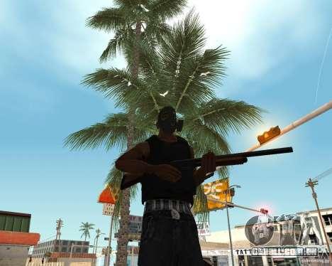 Robber para GTA San Andreas terceira tela