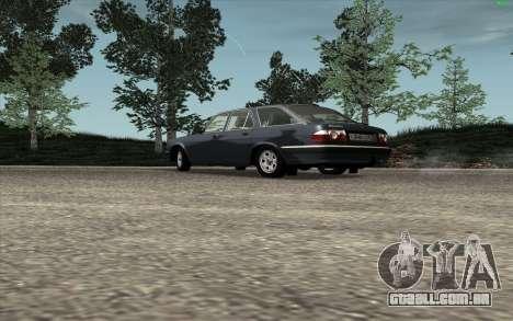 GAZ Volga 31104 para GTA San Andreas esquerda vista