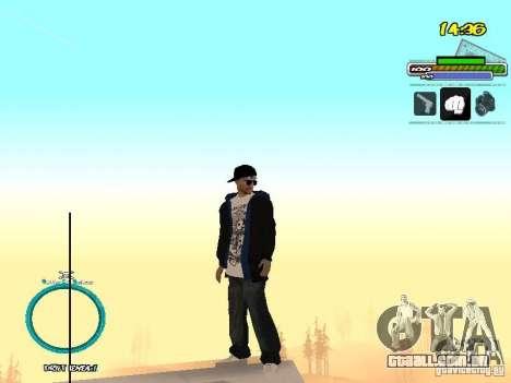 Peles El Coronos para GTA San Andreas terceira tela