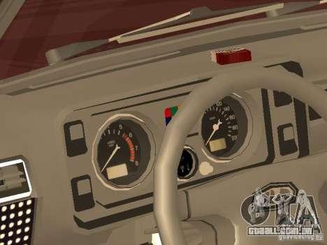 VAZ 2104, v. 2 para GTA San Andreas vista direita