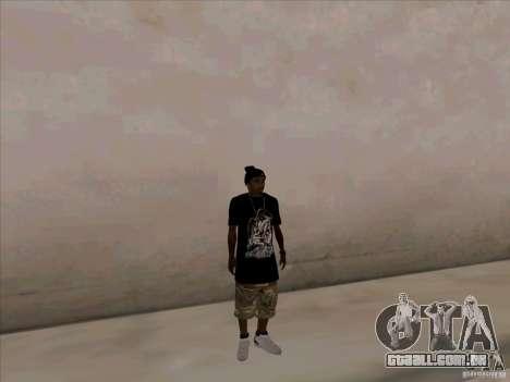 Negro para GTA San Andreas