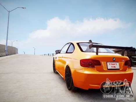 BMW M3 GT-S para GTA 4 esquerda vista