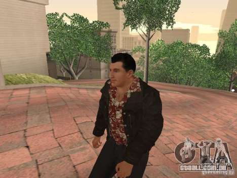 Pele Joe Barbaro do MAFIA II v 1.1 para GTA San Andreas