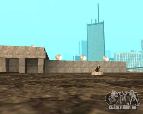 Real New San Francisco v1 para GTA San Andreas nono tela