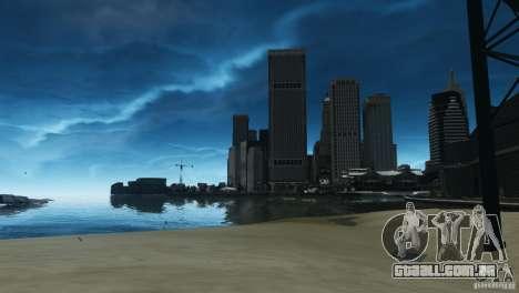Saites ENBSeries Low v4.0 para GTA 4 terceira tela