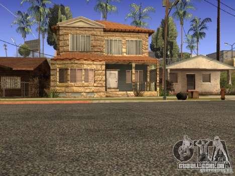 New Los Santos para GTA San Andreas segunda tela