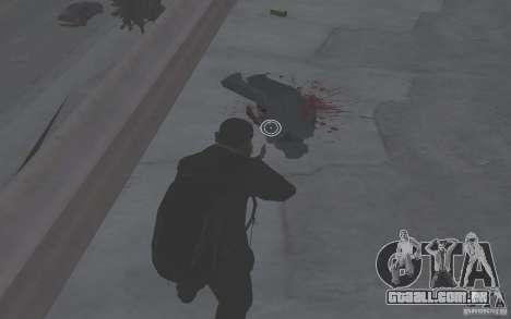 Animando o corpo de GTA IV para GTA San Andreas segunda tela