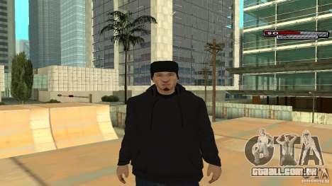 Trialista HD para GTA San Andreas