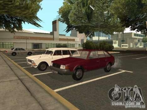 AZLK Moskvich 2141 para GTA San Andreas