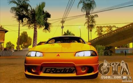 Mitsubishi Eclipse GSX Mk.II 1999 para GTA San Andreas