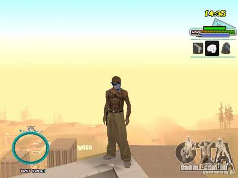 Peles El Coronos para GTA San Andreas
