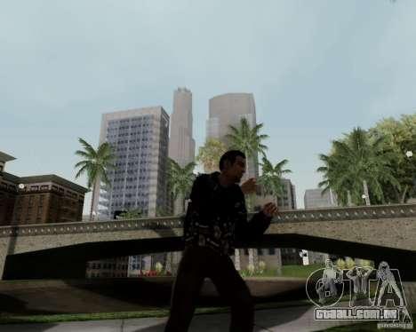 Roman para GTA San Andreas segunda tela