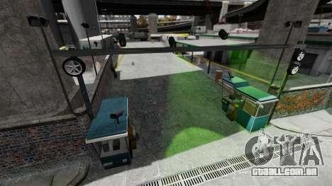 A faixa no estilo da gincana para GTA 4