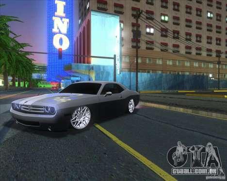 ENBSeries by LeRxaR v3.0 para GTA San Andreas quinto tela